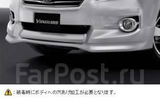 Губа. Toyota Vanguard