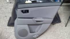 Обшивка двери. Mazda Axela, BK3P, BK5P, BKEP