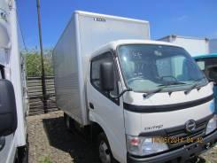 Hino Dutro. HINO Dutro 2006 г, грузовой фургон продается, 4 009куб. см., 2 000кг.