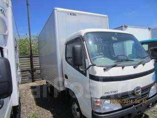 Hino Dutro. HINO Dutro 2006 г, грузовой фургон продается, 4 009 куб. см., 2 000 кг.
