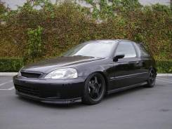 Пневмоподвеска. Honda CR-X Delsol Honda CR-X Honda Civic