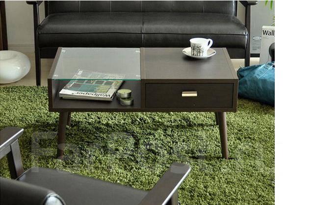 Журнальный (кофейный) стол №4 (3 варианта цвета). Под заказ