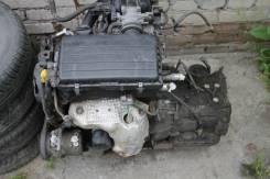 Двигатель в сборе. Daihatsu Mira, L250S Двигатель EFVE