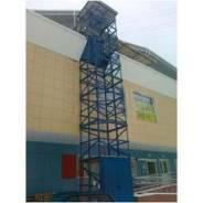 Шахтный подъёмник Титан для магазина стройматериалов