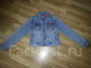 Куртки джинсовые. 44