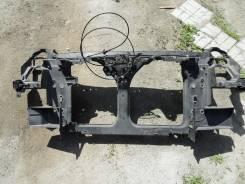 Рамка радиатора. Nissan Skyline, HV35 Двигатель VQ30DD