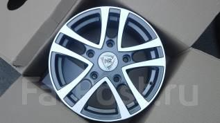 "NZ Wheels. 6.5x16"", 5x139.70, ET40, ЦО 98,6мм. Под заказ"
