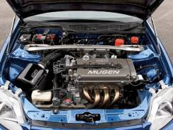 Обвес кузова аэродинамический. Honda Civic, EK2, EK3