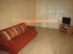 1-комнатная, улица Давыдова 10. Вторая речка, агентство, 34 кв.м.