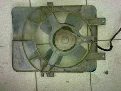 Вентилятор охлаждения радиатора. Лада: 2108, 2111, 2109, 2110, 2112, 2107, 21099, Приора, 2115, 2114
