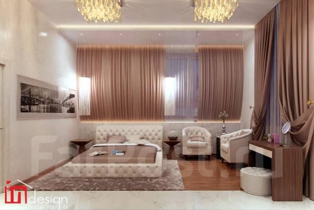 Реализованный проект интерьера современного дома. Тип объекта дом, коттедж, срок выполнения 3 месяца