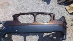 Бампер. BMW X1