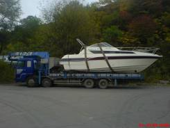 Перевозка катеров и водно-моторной техники