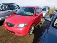 Mazda Demio. DY3W, ZJVE