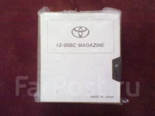 Cd-чейнджер. Toyota Cresta, JZX91, JZX90, JZX93 Toyota Mark II, JZX93, JZX91, JZX90, JZX90E, JZX91E Toyota Soarer, UZZ31, UZZ32, UZZ30, JZZ31, JZZ30 T...