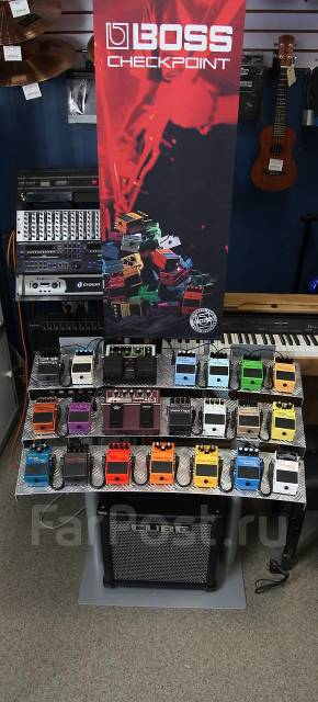 Самый широкий ассортимент Roland/BOSS в Магазине Jazz