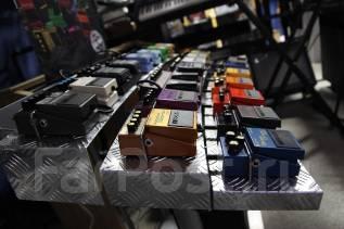 Широкий выбор гитарных педалей BOSS в Магазине Jazz