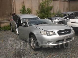 Ноускат. Subaru Legacy B4, 5