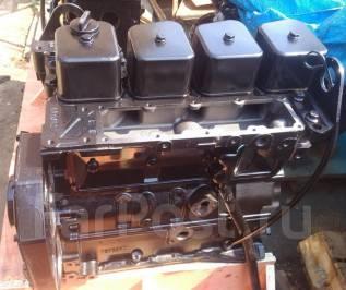 Двигатель в сборе. Hyundai Komatsu Samsung