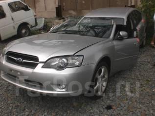 Крыло. Subaru Legacy B4, 5