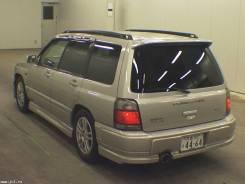 Стекло боковое. Subaru Forester, SF5