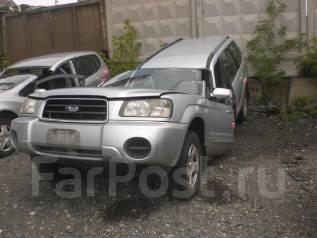 Капот. Subaru Forester