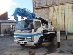 Isuzu Elf. автобуровая(ямобур, бурилка, буровая установка) Aichi D502, 4 600 куб. см., 2 000 кг. Под заказ
