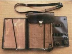 Полевая сумка офицерская. Кожа.