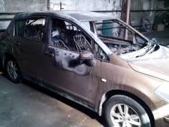 Nissan Tiida. SC11X