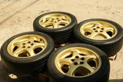Комплект колес Subaru. 6.5x16 5x100.00 ET55 ЦО 56,0мм.