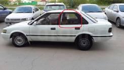 Стекло боковое. Toyota Sprinter, AE95