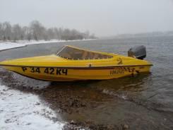 Продам Катер SAVA Viking 420. 60куб. см.