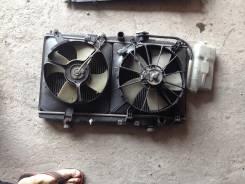 Радиатор охлаждения двигателя. Honda Accord, CL1