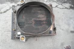 Радиатор охлаждения двигателя. Isuzu Giga, 6SD1
