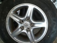 Диски с резиной с Toyota Harrer комплект 5шт