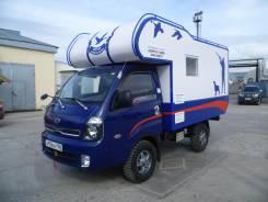 Kia. Продам Киа Bongo-Автодом, 2 500 куб. см.