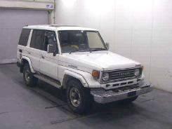 Toyota Land Cruiser. HZJ76 77, 1HZ