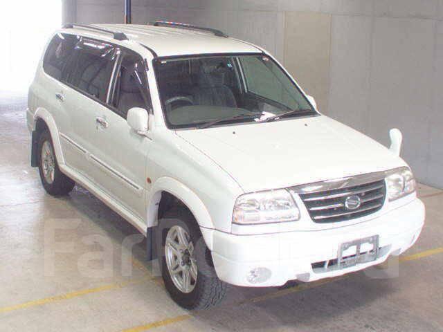 Suzuki Grand Escudo. TX92, H27A