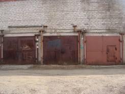 Гаражи капитальные. Героев Варяга ул., р-н Вторая речка, 35 кв.м., электричество, подвал. Вид снаружи