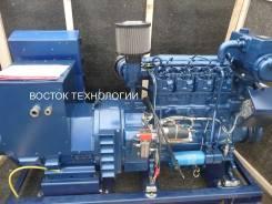 Судовой генератор на базе двигателей Doosan, Deutz, Weichai. Под заказ