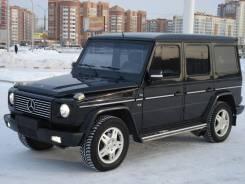 Mercedes-Benz. W463, 113