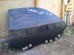 Стекло боковое. Nissan Laurel, HC35