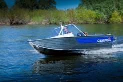 Моторные лодки. Год: 2017 год, длина 4,30м., двигатель подвесной, 40,00л.с. Под заказ