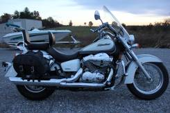 Honda Shadow Aero. 750 куб. см., исправен, птс, без пробега