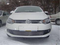 Дефлектор радиатора. Volkswagen Polo
