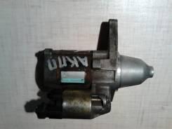Стартер. Honda Logo, GA3 Двигатель D13B