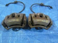 Суппорт тормозной. Toyota Supra, JZA80 Двигатель 2JZGE