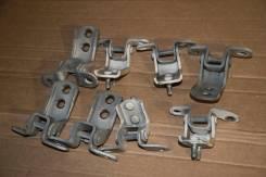 Крепление двери багажника. Toyota Caldina, ST215W, ST215G