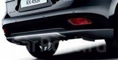 Накладка на бампер. Lexus RX350, GGL15W Двигатель 2GRFE