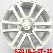 Toyota. 8.5x20, 6x139.70, ET25, ЦО 108,0мм.